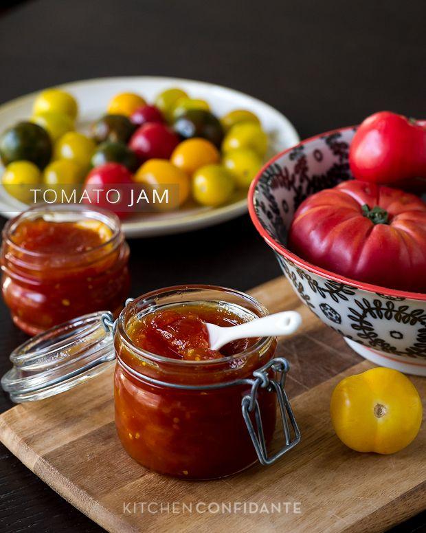 Tomato Jam | Kitchen Confidante