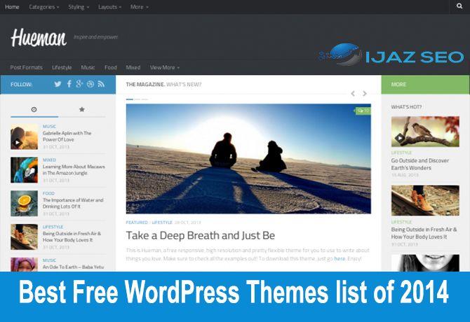 Best Free WordPress Themes list of 2014  #best_free_wordpress_themes_2014 #wordpress_themes #wordpress_themes_2014 #top_free_wordpress_themes_2014 #free_responsive_wordpress_themes_2014  #2014_free_wordpress_themes #free_wordpress_themes