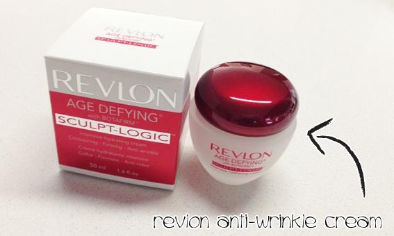 Revlon Cream