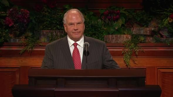 Elder Rasband expresses gratitude for and testifies of the Savior's love and Atonement, and he encourages Latter-day Saints to reach out to others with love.