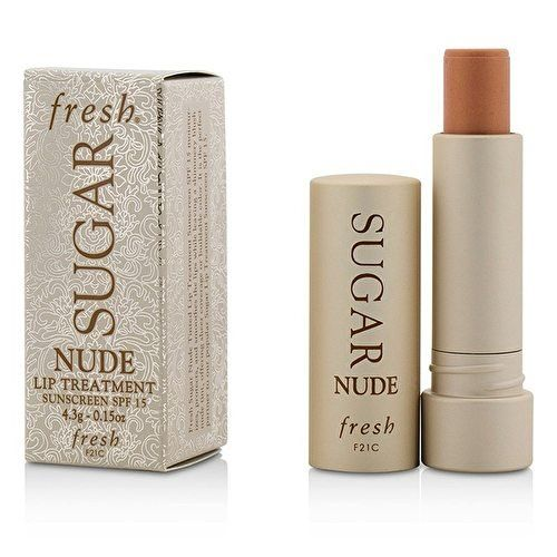 Fresh Sugar Lip Treatment SPF 15 - Nude - 4.3g/0.15oz. Fresh Sugar Lip Treatment SPF 15 - Nude - 4.3g/0.15oz. An ultra-nourishing tinted lip treatment Formula. Fresh.
