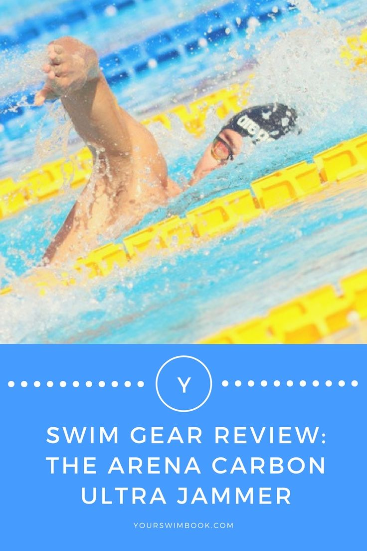 Swim Gear: Arena Carbon Ultra Jammer Review via @yourswimbook