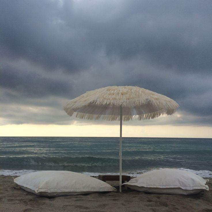 Bagni Carlotta - struggle for pleasure  #spoagge #stabilimentibalneari #liguria