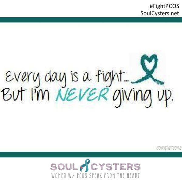 Moving Mountains Motivation: PCOS Awareness Month