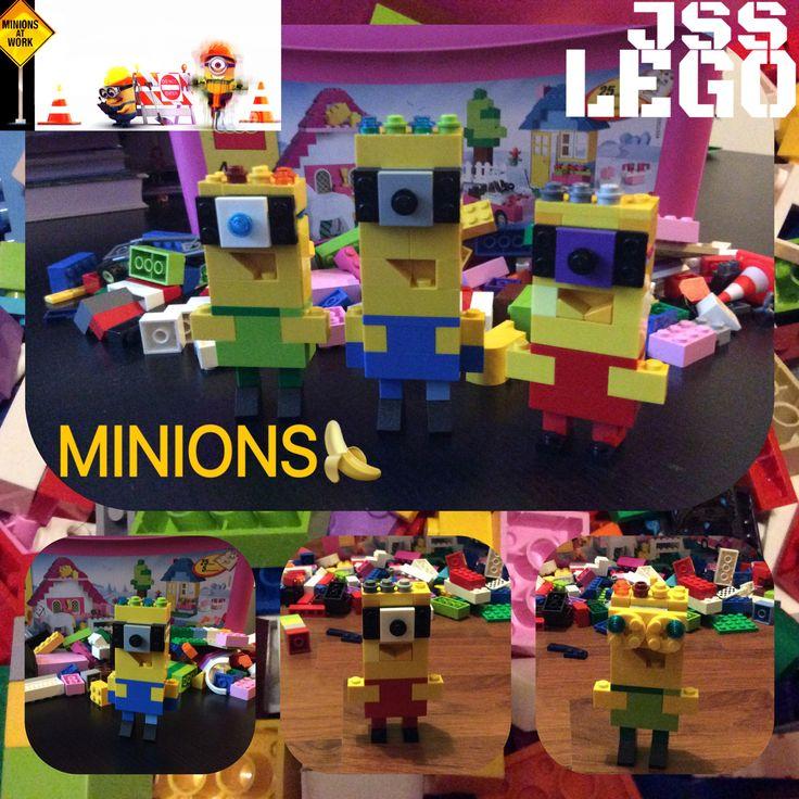 LEGO MINIONSSSSSS!!!! ~JSS~