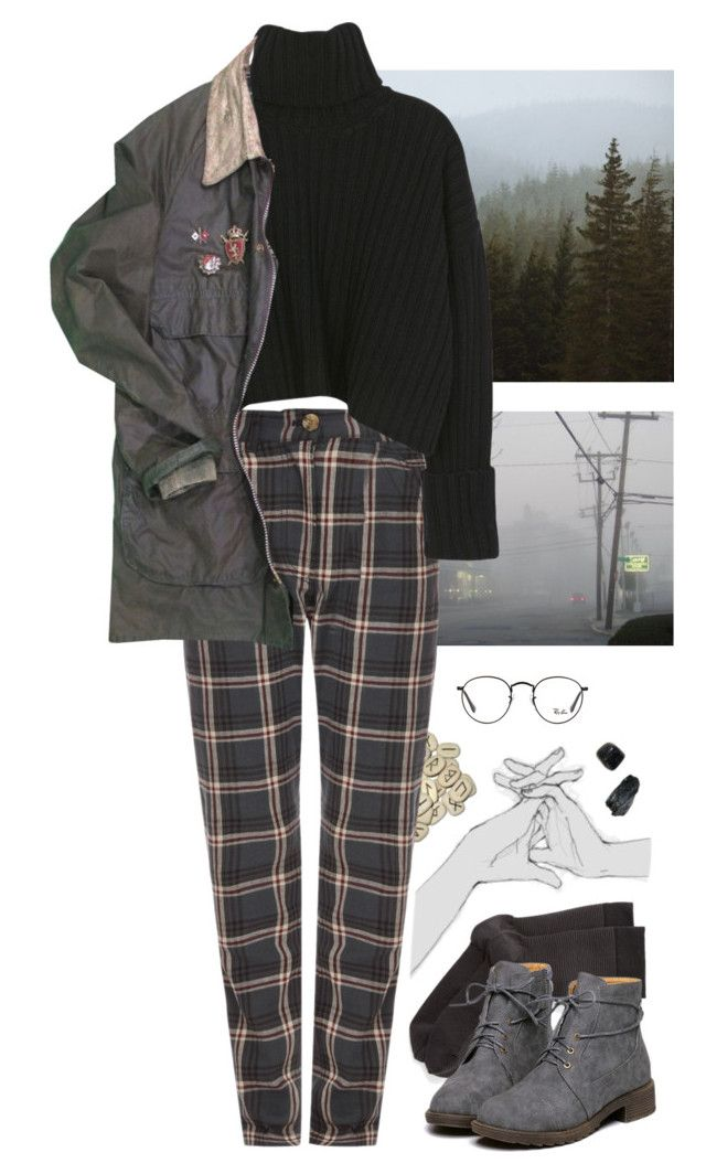 """mist"" by paper-freckles ❤ liked on Polyvore featuring Kevin Russ, Wolford, Étoile Isabel Marant, Vintage and Ray-Ban"