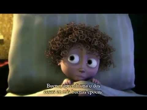 Un Cuento de la Abuela antes de Dormir (Cortometraje Animado) - YouTube