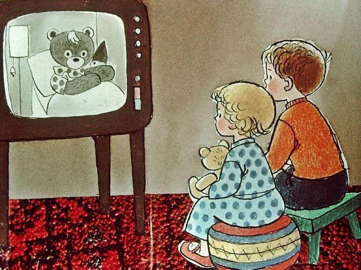 Illustration Anna Györffy, 1973