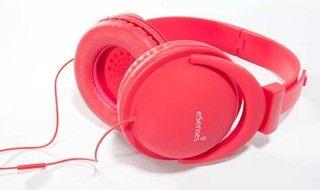 Audifonos Rosados Marca Esenses