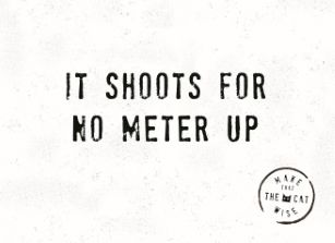 Make That The Cat Wise - it-shoots-for-no-meter-up