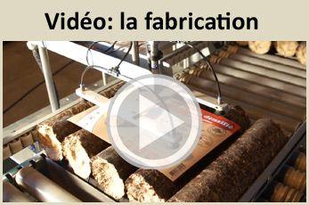 L'Entreprise | Recybûche - Bûches compressées & Bois de chauffage