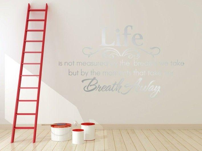 Breath Away2 | stuckon.com.au