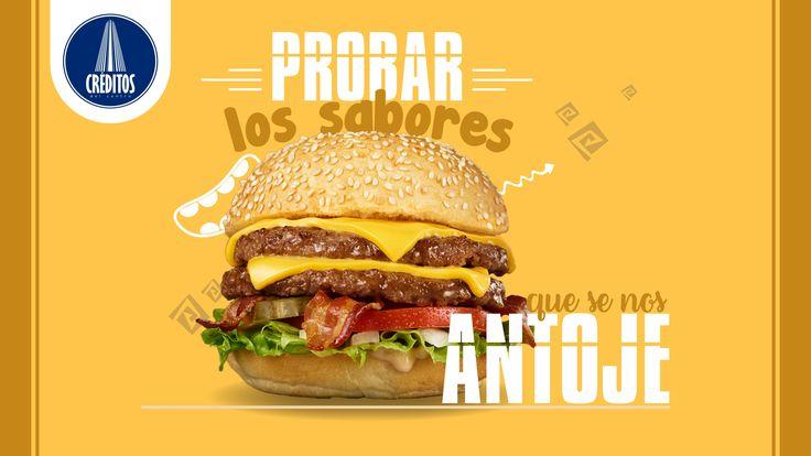 ¡Miles de sensaciones que despiertan probar nuevos sabores o tus favoritos! Date el gusto de matar ese antojo, nosotros nos encargamos del dinero ofreciéndote créditos de libre inversión. :)  #LoQueQueramos  ☎ Fijos:(1) 281-30-74 | 334-67-41 en Bogotá. ✆ Móviles: 318-445-79-90 | 312-338-44-22 | 301-636-07-47. WhatsApp: 316-618-9180