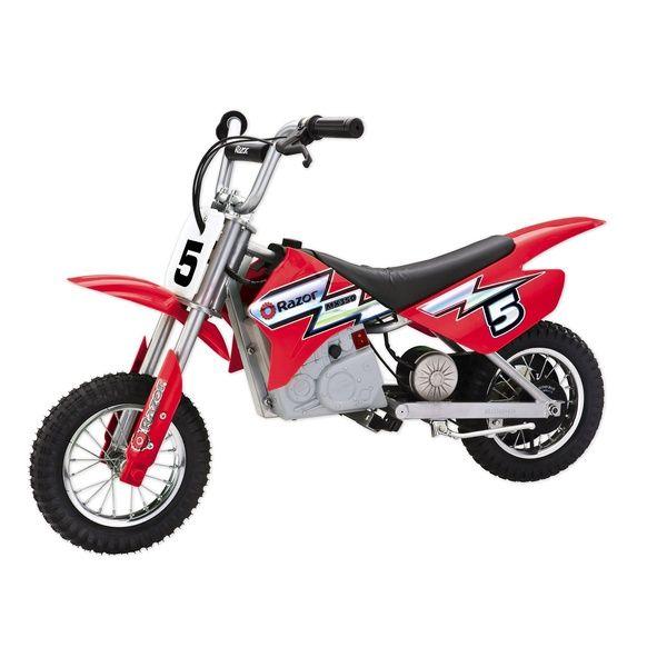 Razor Mx350 Dirt Rocket Kids Electric Toy Motocross Motorcycle Dirt Bike Red Wish Electric Bike For Kids Cool Dirt Bikes Dirt Bikes For Kids