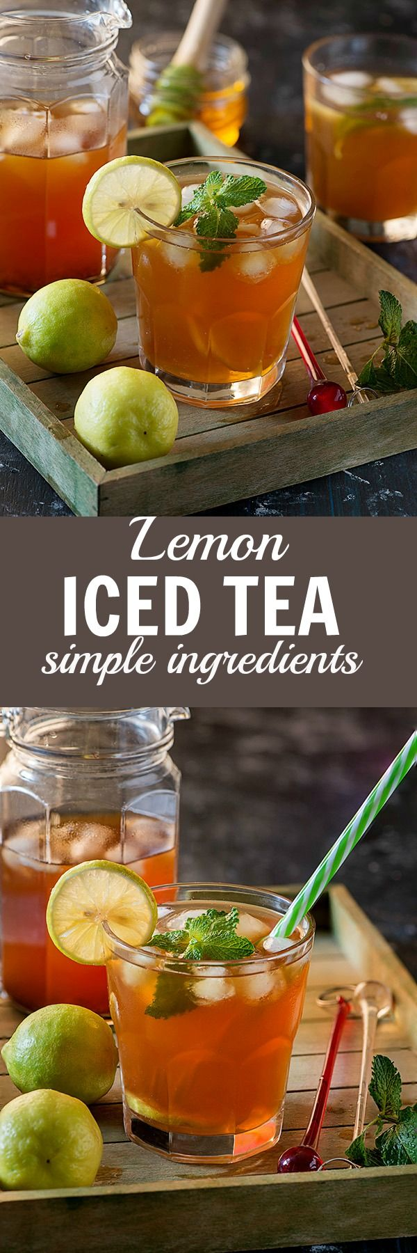 Perfect Iced Tea Recipe – Basic Iced Tea Pitcher at Home