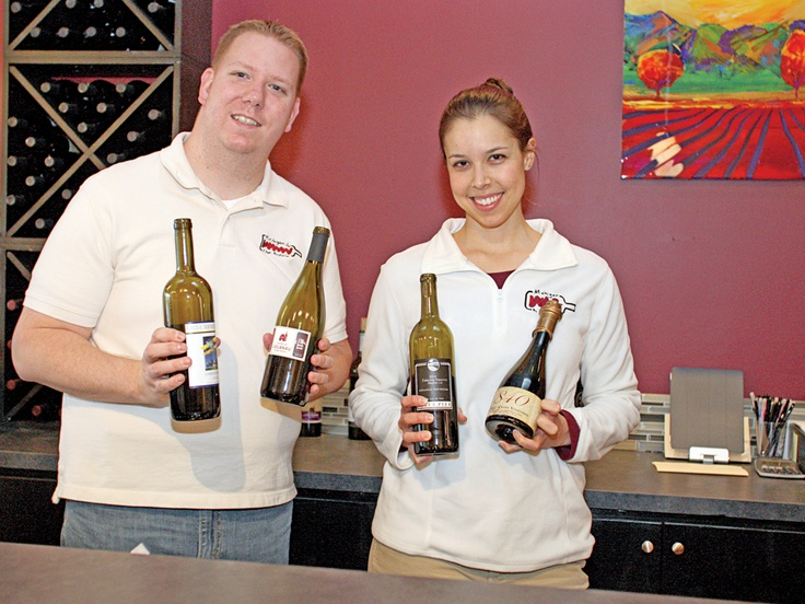 "SHELBY TOWNSHIP — Cortney and Shannon Casey of Macomb Township aren't glass half-full or glass half-empty people. They're more glass full people.    And with their new business, the Michigan By the Bottle Tasting Room, they're hoping to share that sentiment with local wine lovers.    ""Living here in Metro Detroit, we often felt like we lived in the 'black hole' of Michigan wine,"" Cortney Casey said."