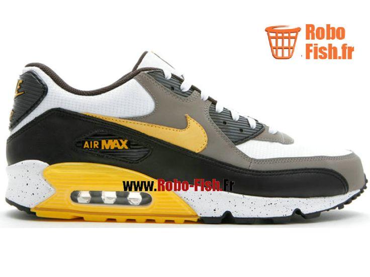 1ab85cd81d nike air max 90 noir blanc gris