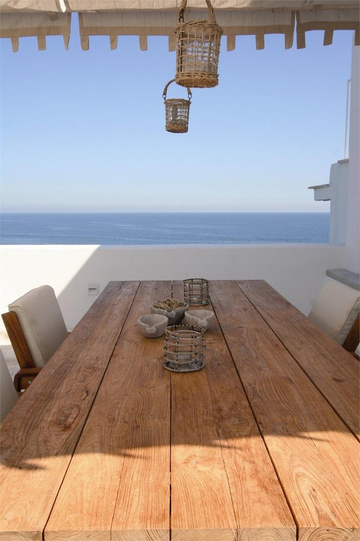casa a picco sul mare, italy by drama/design