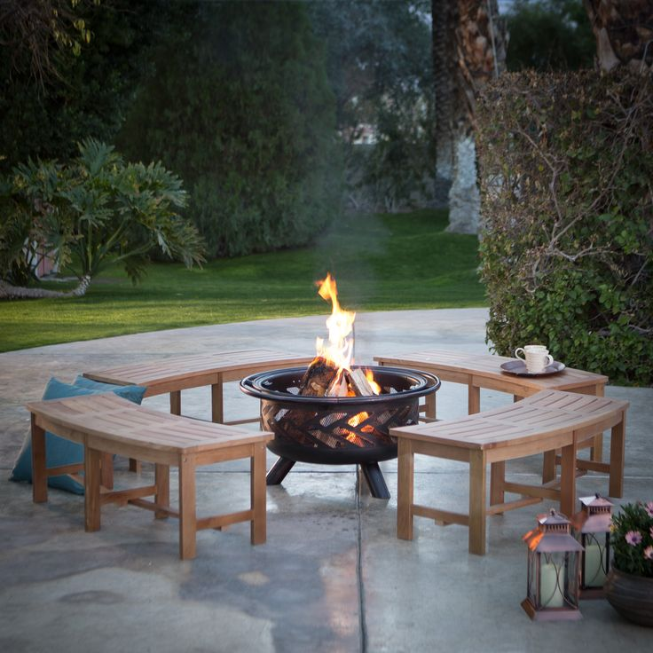 43 best fire pit chat sets images on pinterest decks homes and