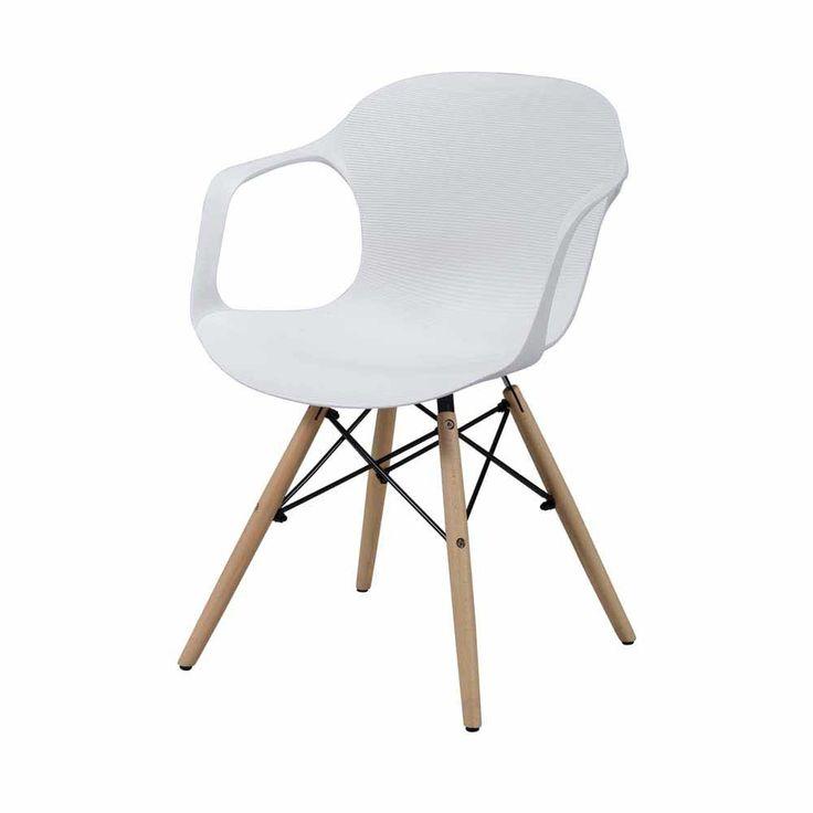 Die besten 25+ Stühle weiß Ideen auf Pinterest weiße Esszimmer - küchenstuhl weiß holz