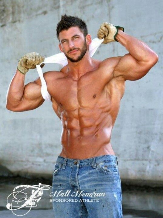Matt Mendrun - Male Models - AdonisMale