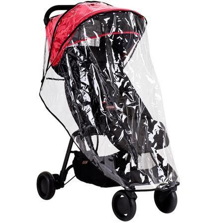 Mountain Buggy Комплект москитная сетка и дождевик для коляски Mountain Buggy Nano  — 4125р.  Необычайно удобная и совершенно незаменимая москитная сетка и дождевик станут приятным дополнением к Вашей коляске Nano от Mountain Buggy. Москитная сетка надежно защитит малыша не только от паляще...