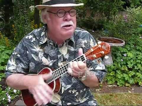 SOMEWHERE OVER THE RAINBOW - Ukulele tutorial by Ukulele Mike Lynch for ukulele resources email mike@ukulelemikelynch.com
