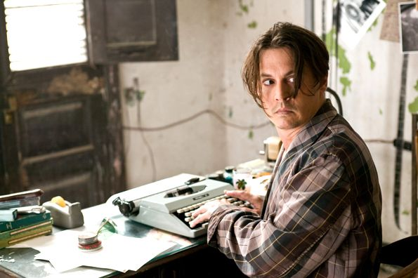 'Johnny Depp (48) as Paul Kemp in The Rum Diary': 2011 Photo - Johnny Depp's Rock & Roll Life: The Rolling Stone Covers, Film Pics and More | Rolling Stone
