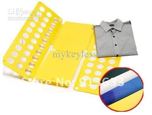 Wholesale 2013 new Adult Magic Clothes Folder Flip T Shirts Fold Best Gift For The Lazy Fellow, Free shipping, $14.77/Piece | DHgate