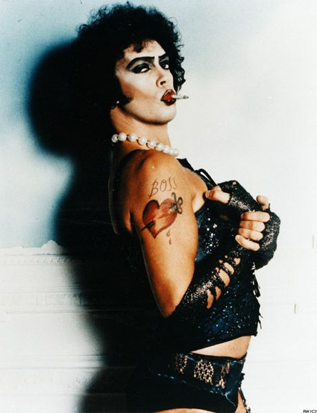 Tim Curry/Frank-N-Furter from The Rocky Horror