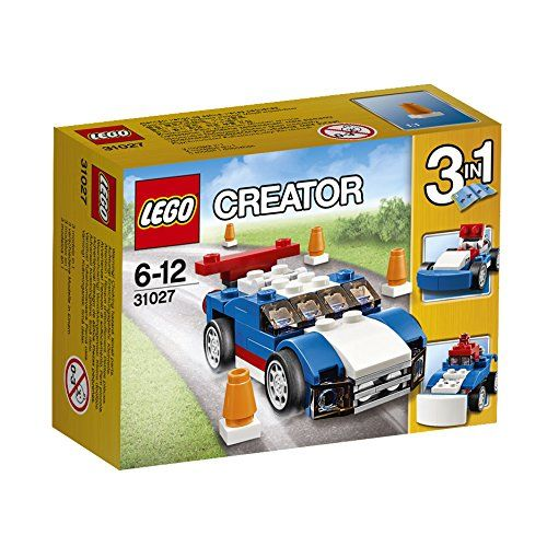 Lego creator  blue racer 31027 -- Details can be found by clicking on the image.