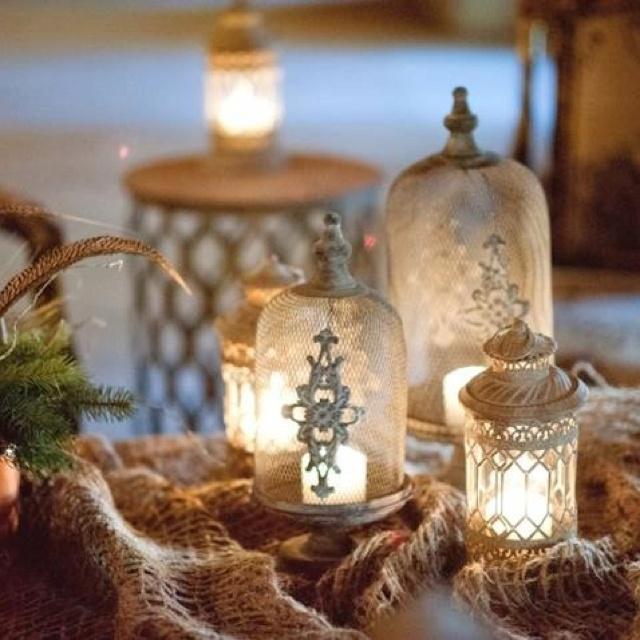 Rustic Wedding Reception Ideas: Pinterest