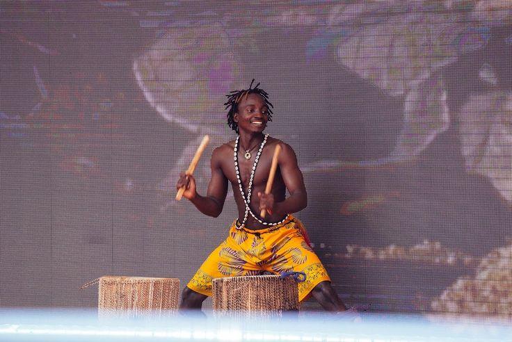 Musica Africana: Rilassante, Tribale, Allegra, Epica, Percussioni - I Co...