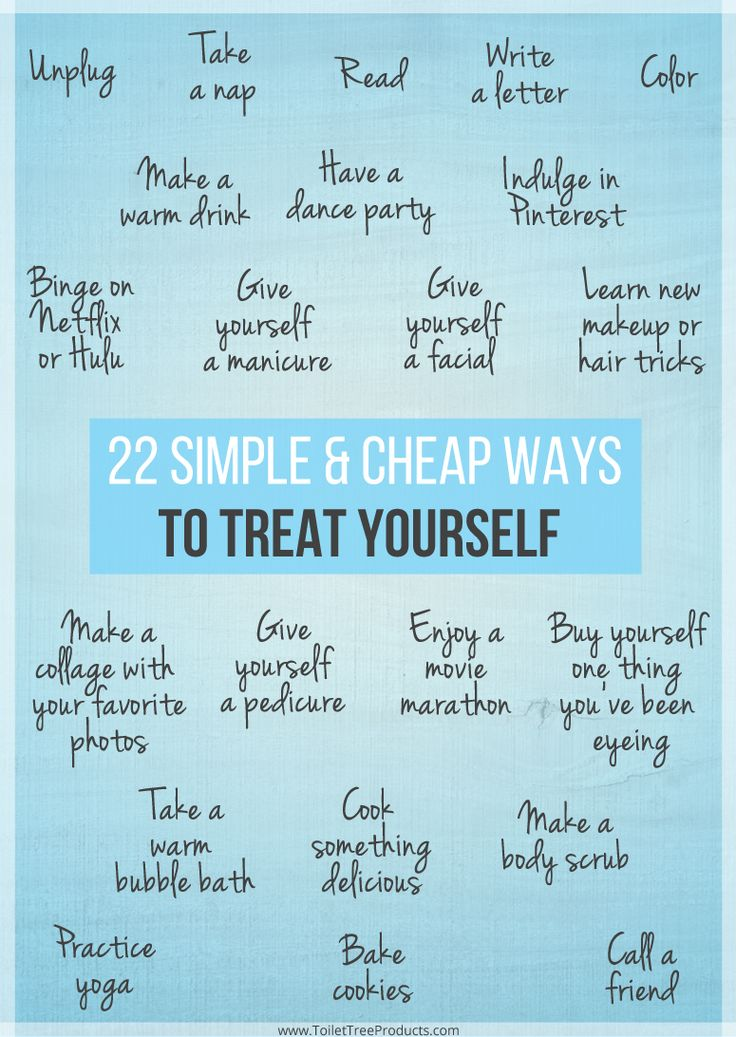 Check these 22 ideas to make you feel refreshed and rejuvenated.