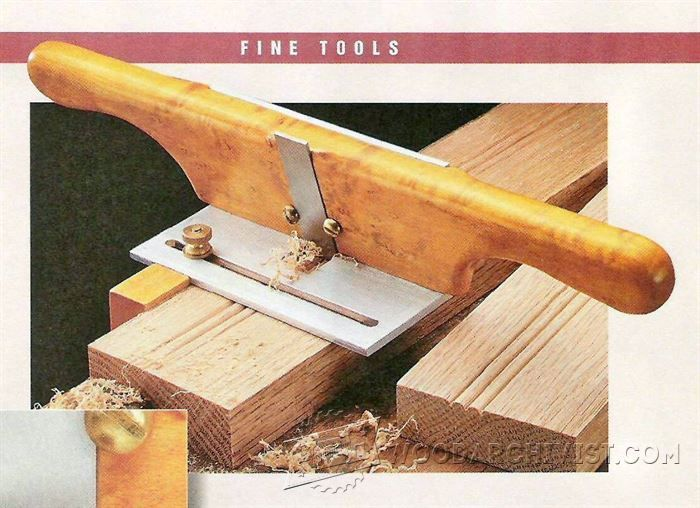 Traditional woodworking