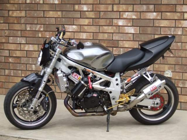Streetfightered TL1000S