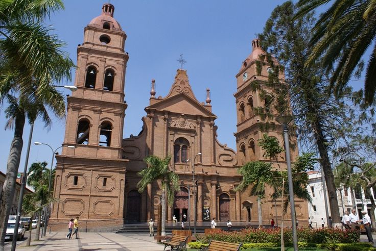 Cathedral in Santa Cruz, Bolivia