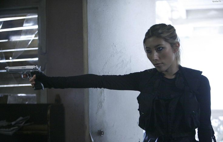 Dichen Lachman from Dollhouse