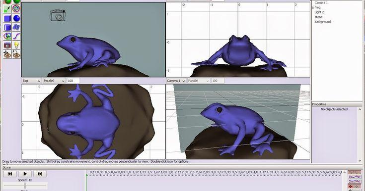 Το Art of Illusion είναι μία δωρεάν εφαρμογή που ανήκει στη κατηγορία 3D modelling και rendering studio και είναι γραμμένη εξολοκλήρου σε java. Η έκδοση αυτή είναι πολύ σταθερή και ισχυρή για να μπορεί να χρησιμοποιηθεί για επαγγελματικές εργασίες μιας και αρκετές δυνατότητες του είναι εφάμιλλες με επαγγελματικών προγραμμάτων του είδους. Πολλές από τις δυνατότητές της βρίσκονται σε ακριβά εμπορικά εμπορικά προγράμματα του είδους. Συνδυάζει την σταθερότητα και την δύναμη που πρέπει να έχει…
