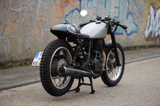 vonrafael.com Yamaha caferacer.