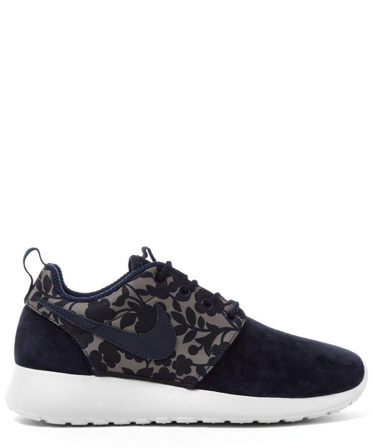 Nike x Liberty Obsidian Cameo Print Roshe One Trainers | Womenswear | Liberty.co.