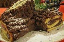 ⇒ Bimby, le nostre Ricette - Bimby, Ceppo di Natale