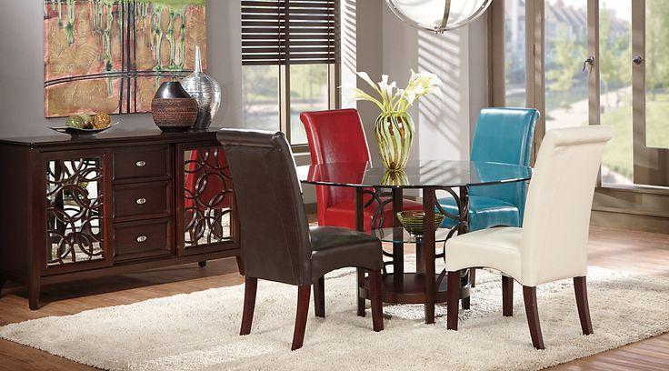 Affordable dining room furniture sets for sale wide for Formal dining room chairs for sale