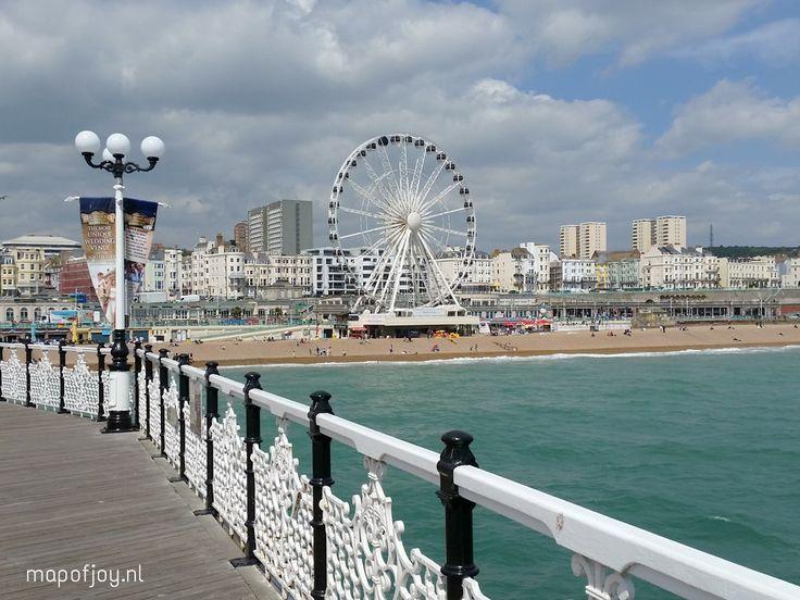 Aan de zuidkust van Engeland ligt de fijne kustplaats Brighton. Leuke winkels, restaurants, strand én zee. De ideale mix voor een geslaagde stedentrip.