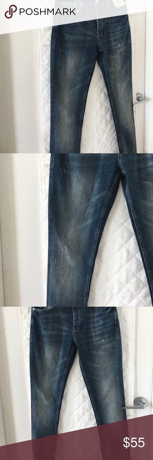 Topman jeans - New! Topman jeans - stretch slim - W30 L32 Topman Jeans Slim