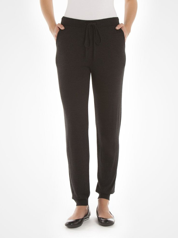Casual pants with drawstring - Grey Pants @Boutique JACOB #JACOBGIFTS