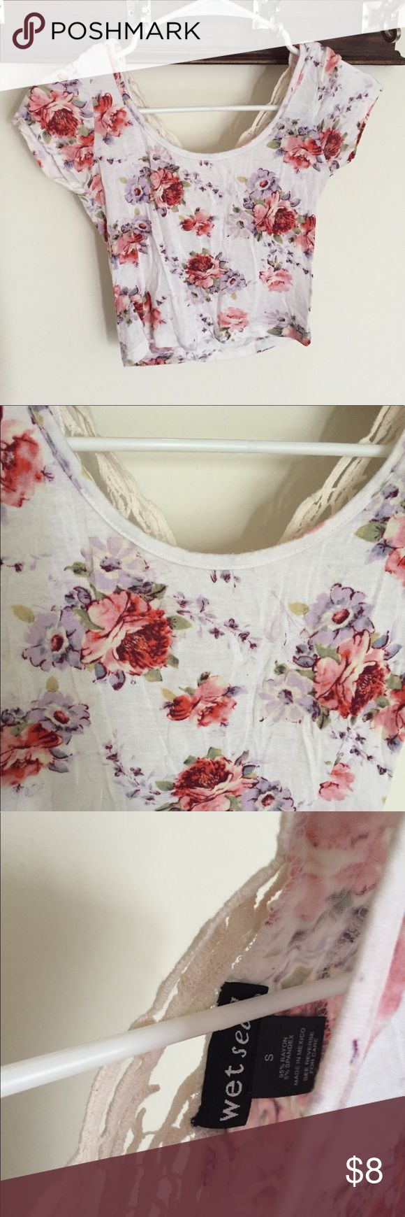 I just added this listing on Poshmark: Wet seal crop top. #shopmycloset #poshmark #fashion #shopping #style #forsale #Wet Seal #Tops
