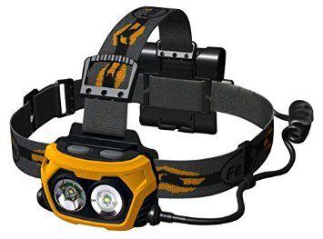 Fenix HP25 Headlamp, Yellow