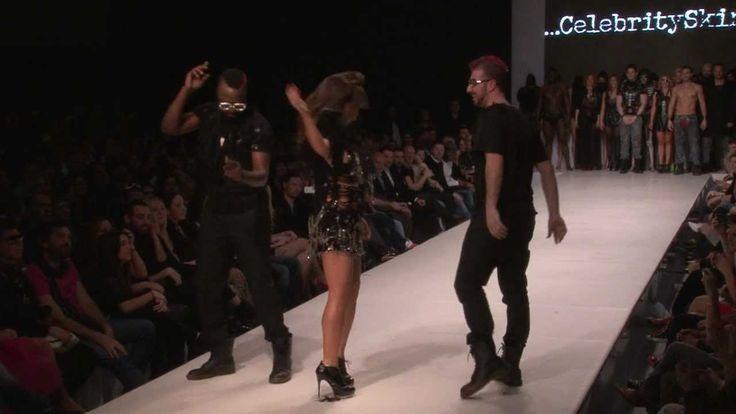 Celebrity Skin Deconstruction fashion Show Celebrity Videos http://celebrity-videos.info/