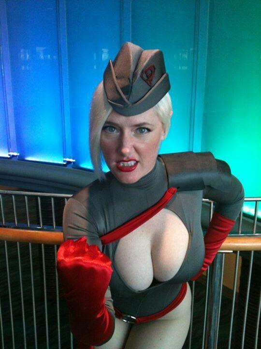 Think, that larkin love as power girl cosplay fill blank?